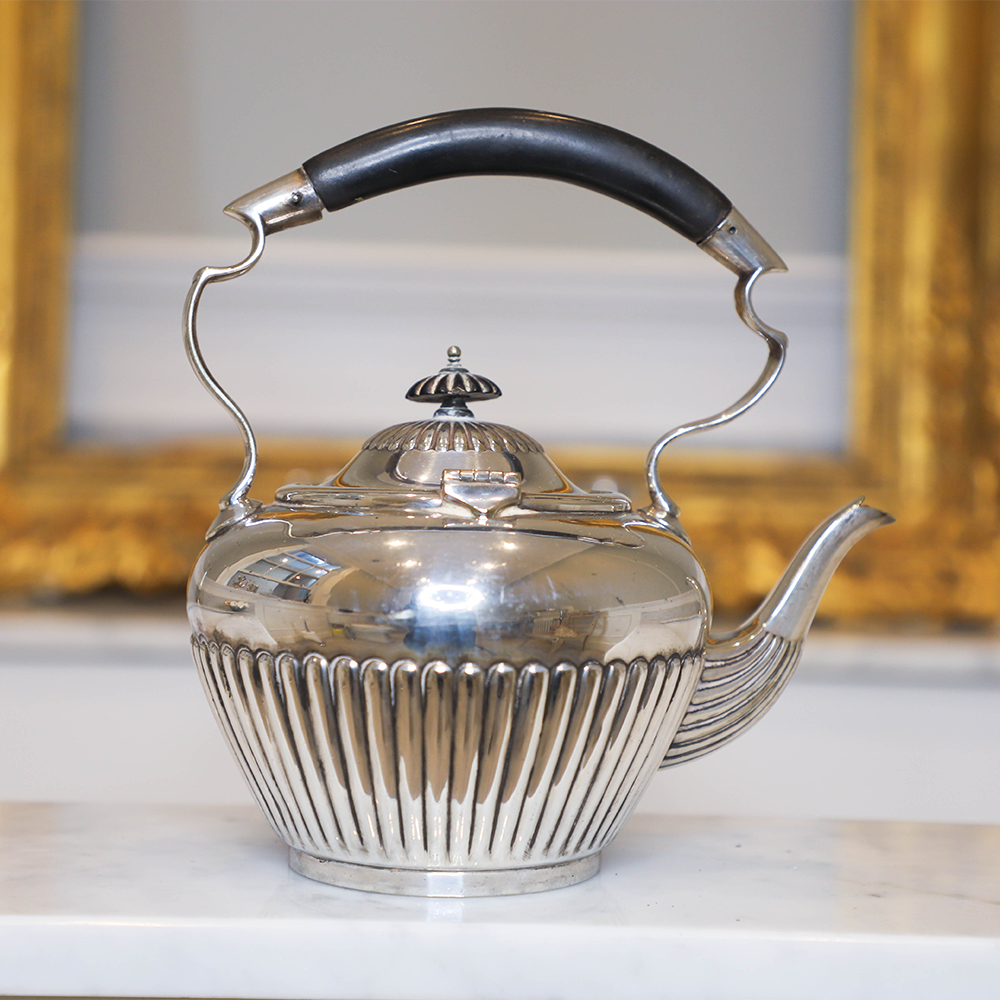 Silver Tea Pot See More
